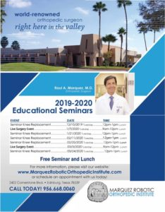Dr. Marquez Seminar Lunch