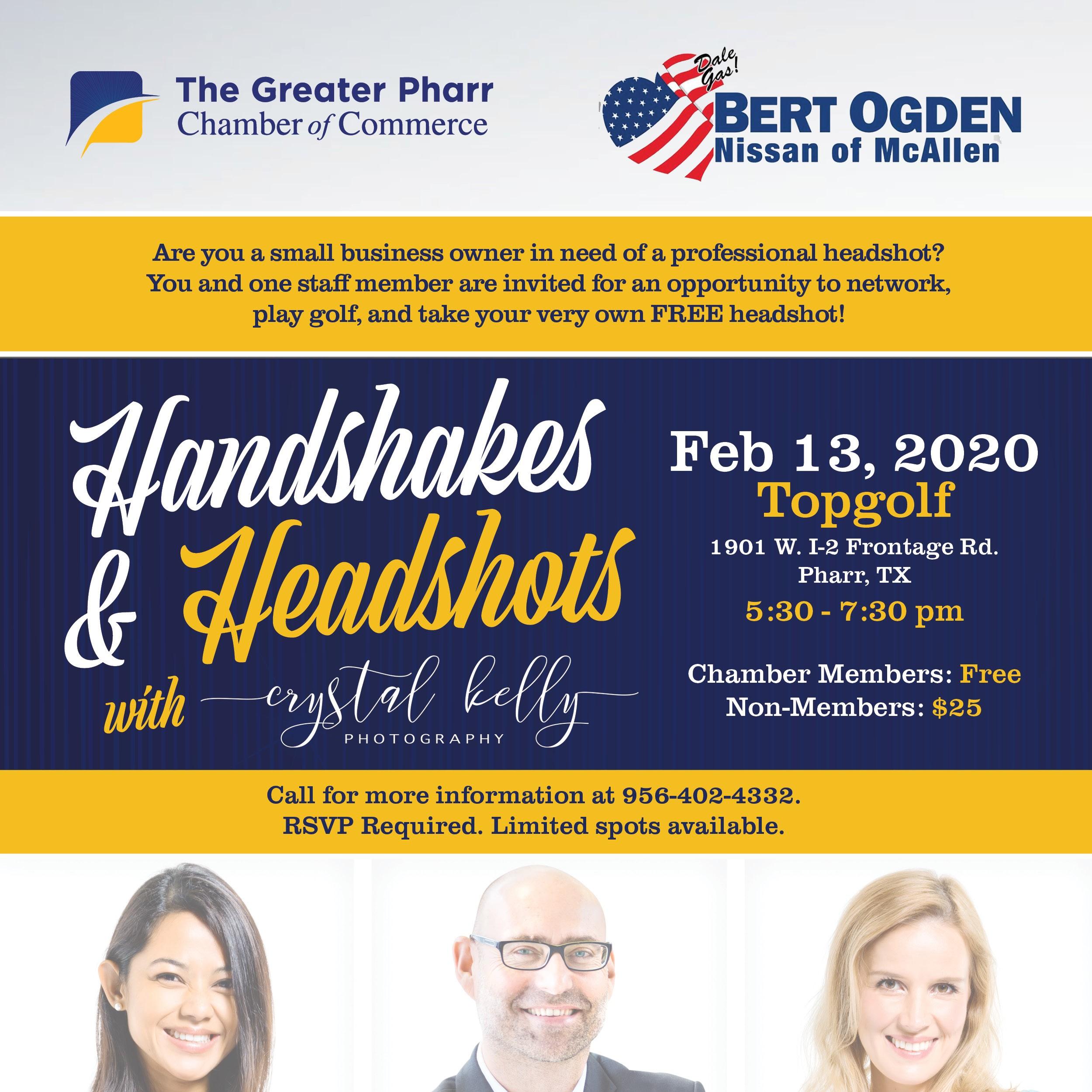 headshakes for headshots