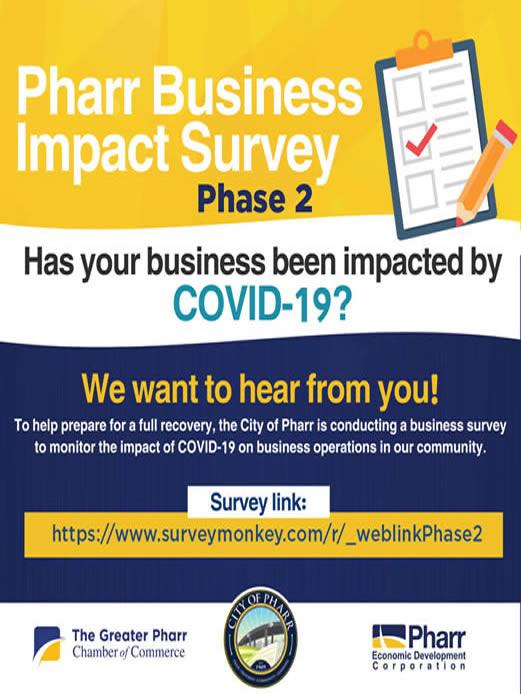PharrChamber_COVID_ImpactSurvey